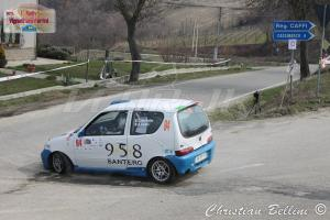"1° Rally Vigneti Monferrini - PS2 ""Cantina Pianbello"" - Christian Bellini"