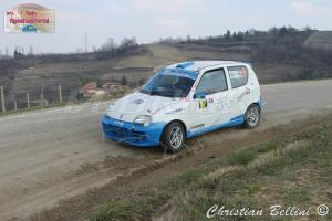 "1° Rally Vigneti Monferrini - PS4 ""Cantina Pianbello"" - Christian Bellini"
