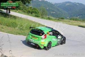 "12° Rally di Alba - PS4 ""Bossolasco"" - Christian Bellini"
