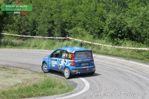 "12° Rally di Alba - PS7 ""Bossolasco"" - Christian Bellini"