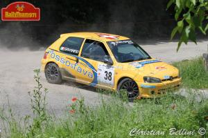 45°Rally Team 971 - PS3 Marentino - Christian Bellini